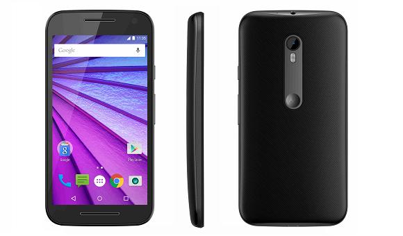 Обзор смартфона Motorola Moto G - главное фото