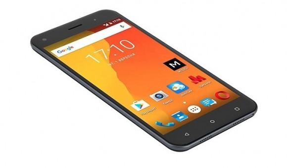 Обзор смартфона Nomi i5530 Space X Black – Nomi i5530 Space X Black