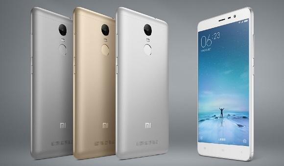 Обзор стильного металлического смартфона Xiaomi Redmi Note 3