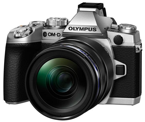 Olympus OM-D E-M1-обновленный беззеркальный фотоаппарат