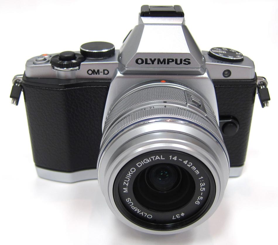 Olympus OM-D E-M5-обновленный беззеркальный фотоаппарат