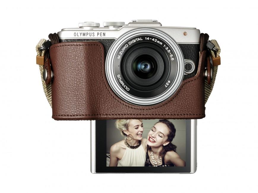 Olympus PEN E-PL7-беззеркальная фотокамера