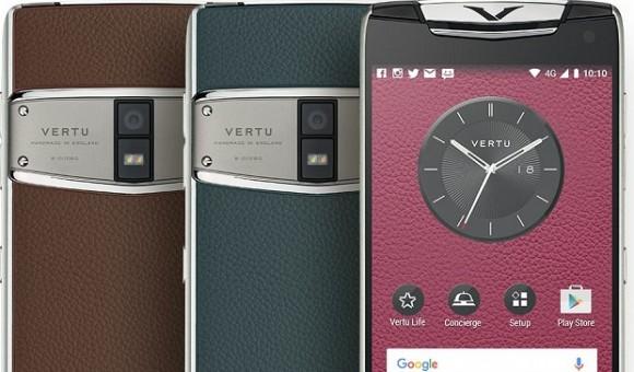 Отныне бренд Vertu принадлежит турецкой компании Baferton Ltd