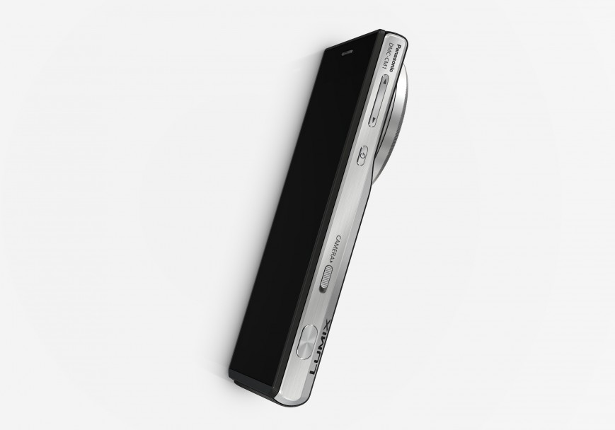 Panasonic Lumix DMC-CM1-вид сбоку