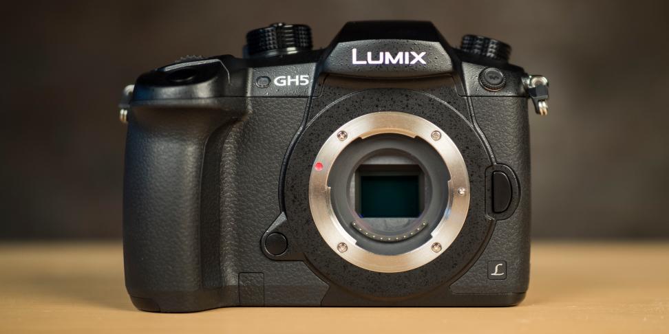 Panasonic Lumix GH5. беззеркальная фотокамера, снимающая 4K при 60 fps - DFD
