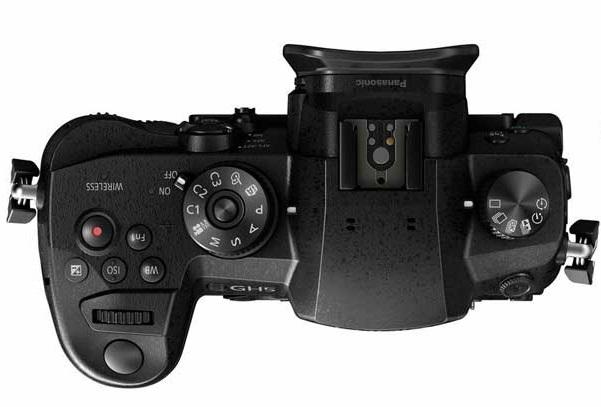 Panasonic Lumix GH5. беззеркальная фотокамера, снимающая 4K при 60 fps - дизайн (2)
