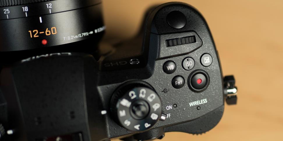 Panasonic Lumix GH5. беззеркальная фотокамера, снимающая 4K при 60 fps - фотосъемка
