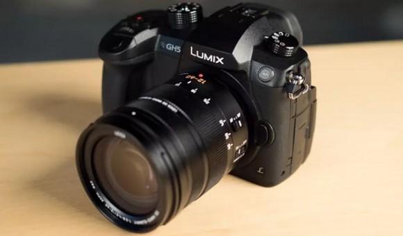 Panasonic Lumix GH5. беззеркальная фотокамера, снимающая 4K при 60 fps - главное фото