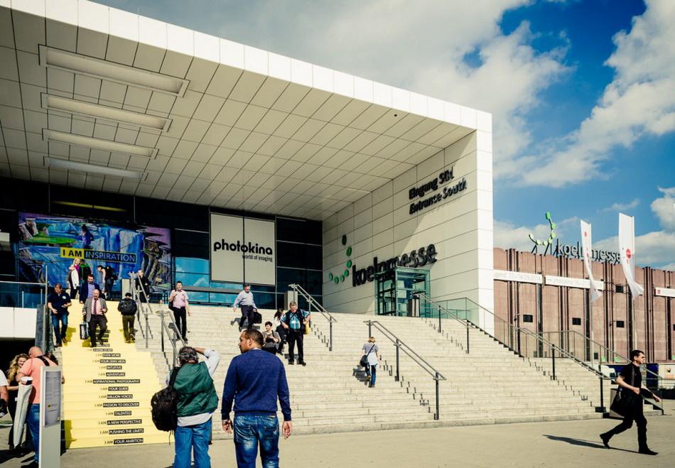 Photokina 2014-открытие и первые впечатления
