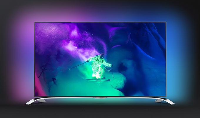 Philips-телевизоры 9100 серия