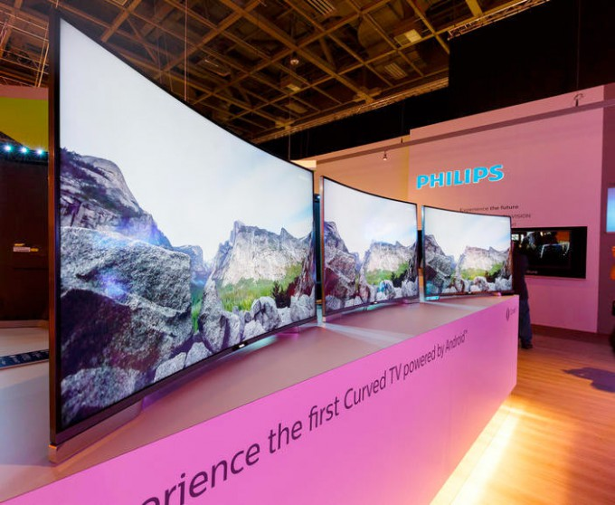 Philips-телевизоры серии 8900