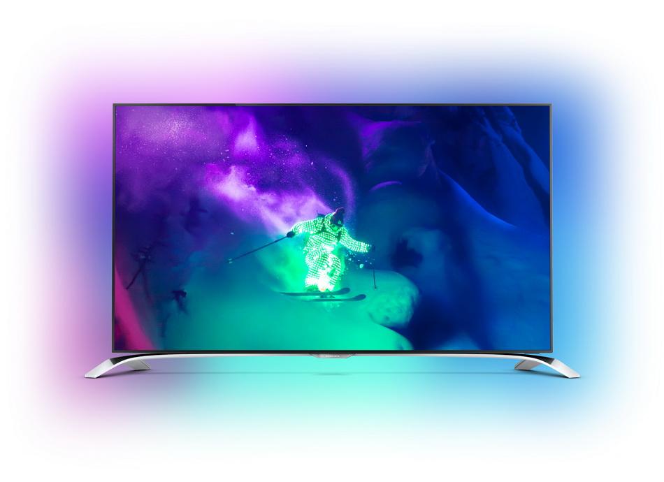 Philips-телевизоры серии 9100