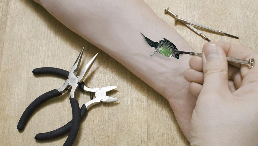 Подкожные чипы-технологии