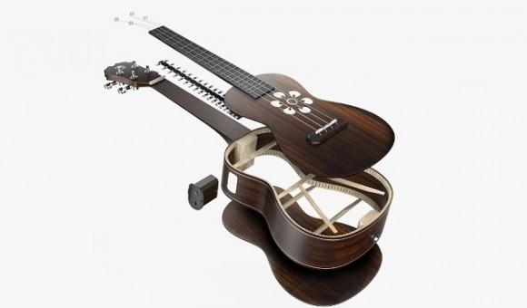 Populele - смарт-гитара от Xiaomi