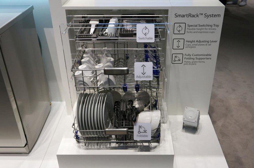 Посудомоечная машина D1494CF-фото с выставки