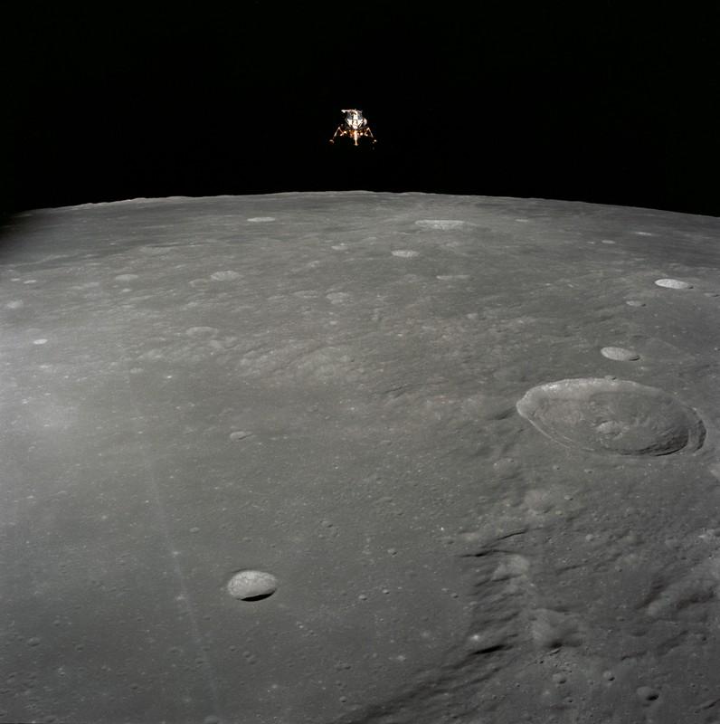 Самые близкие фото луны
