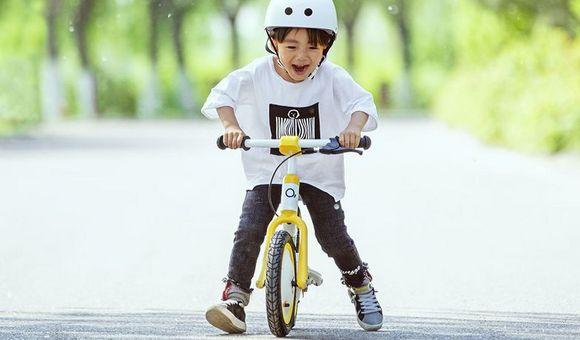 Представлен детский велосипед Xiaomi QiCycle