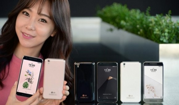 Представлен смартфон LG U с 8-ядерным чипом и 13 Мп камерой