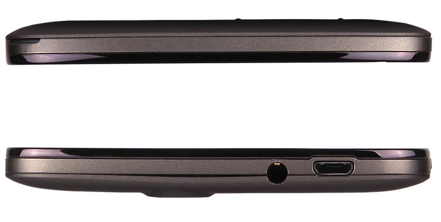 Prestigio MultiPhone 7600 Dual Sim grey-интерфейсы