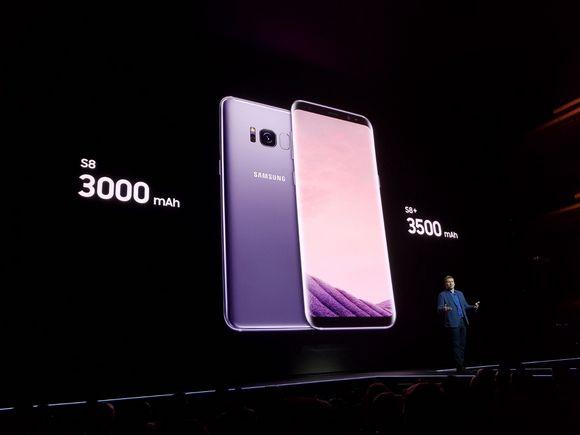 Samsung galaxy s8 презентация работа онлайн калининск