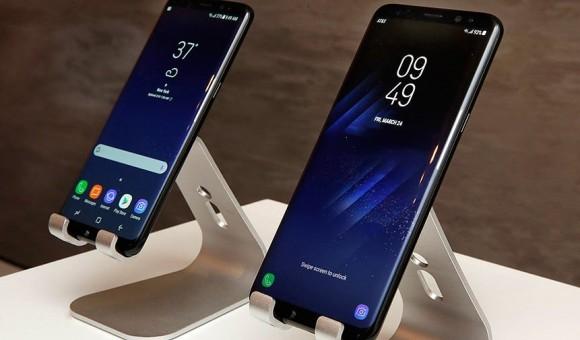 Приходи в АЛЛО и познакомься с Samsung Galaxy S8 – Galaxy S8 и Galaxy S8 Plus