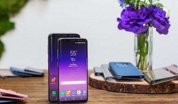 Приходи в АЛЛО и познакомься с Samsung Galaxy S8 – Galaxy S8 и Galaxy S8 Plus вид