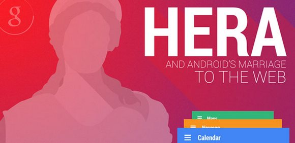Google Project Hera: Android, Chrome и Google Search воедино!