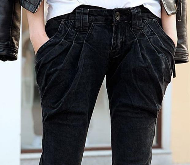 Путеводитель по джинсам – как выбрать свою идеальную пару – Джинсы-галифе
