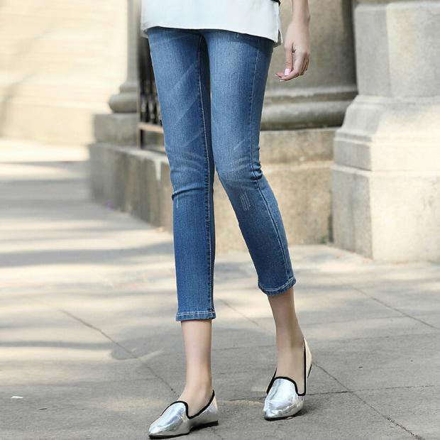 Путеводитель по джинсам – как выбрать свою идеальную пару – Джинсы-капри