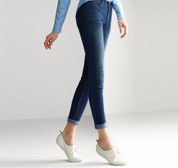 2a8e4af928c Путеводитель по джинсам – как выбрать свою идеальную пару – Женские джинсы  slim fit