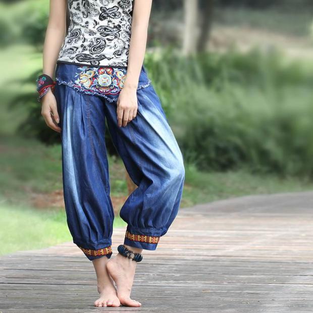 Путеводитель по джинсам – как выбрать свою идеальную пару – Женские шаровары
