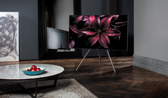 CES 2017: Samsung представила новую линейку QLED телевизоров