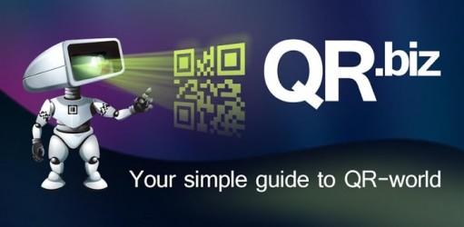 Приложения на Google Play – QR Code Reader