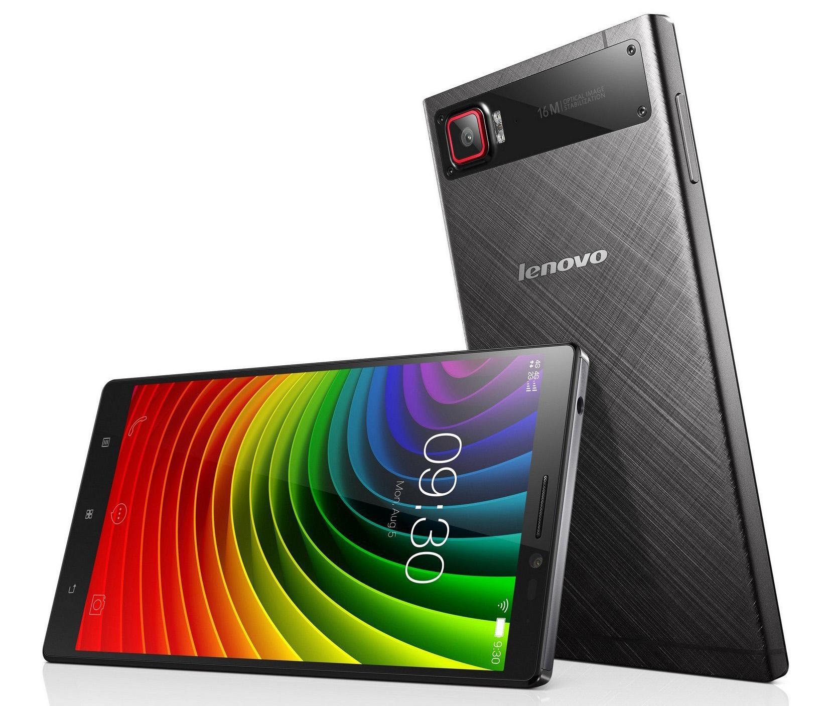 Quad HD-смартфоны - Lenovo Vibe Z2 Pro