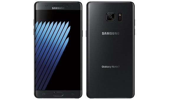 Работу сканера радужной оболочки глаза в Samsung Galaxy Note 7 показали на видео!