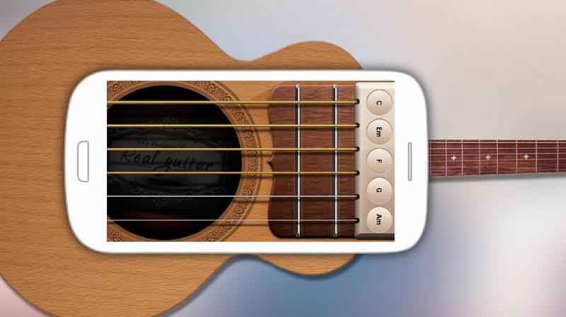 Программа для настройка гитары через микрофон