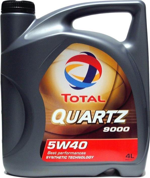 Рейтинг моторных масел экспертное мнение - Total QUARTZ 9000 ENERGY