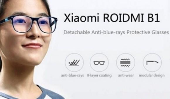 Roidmi B1 — очки от Xiaomi, защищающие от УФ-лучей и синего света