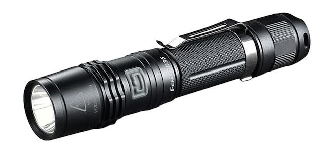 Ручной фонарик-фото