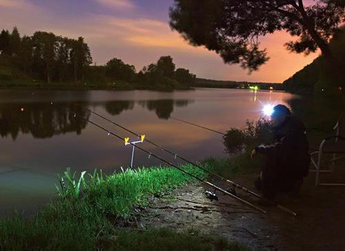 Рыбалка-с фонариком