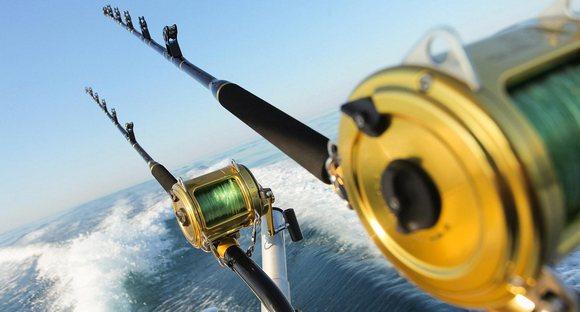 Рыбная ловля троллингом