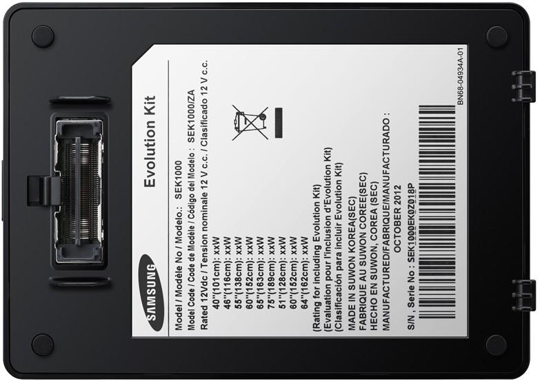 SAMSUNG SEK-1000 Kit - Совместимость