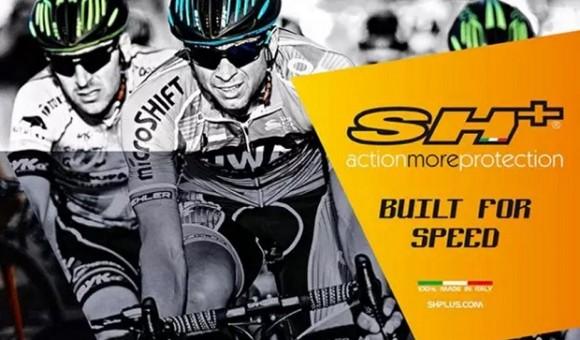 Шлемы и очки SH+ для велосипедистов