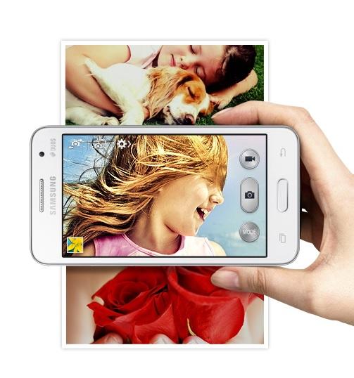 Samsung G355H Galaxy Core 2 - Камера