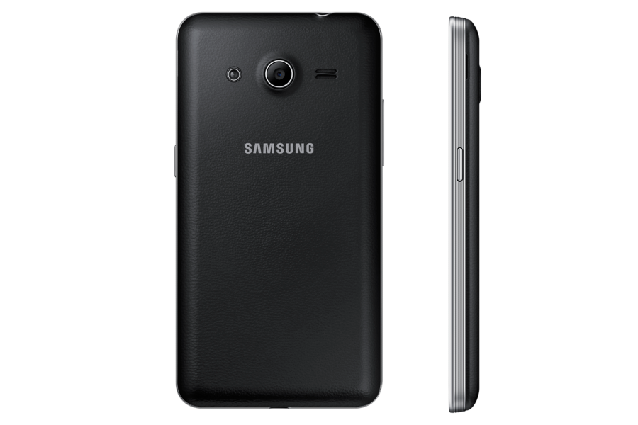 Samsung G355H Galaxy Core 2 - Вид сзади