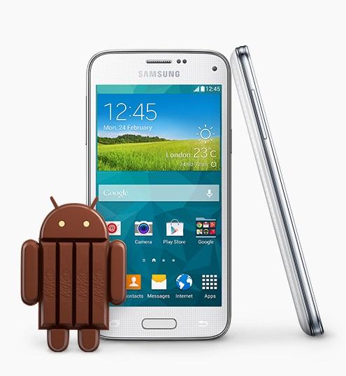 Samsung G800H Galaxy S5 Mini Duos - Операционная система