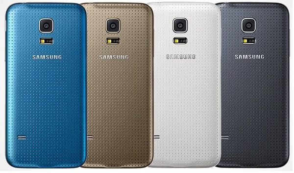 Samsung G800H Galaxy S5 Mini Duos - Цвета корпуса