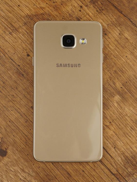 Samsung Galaxy A3 (2016)-задняя панель