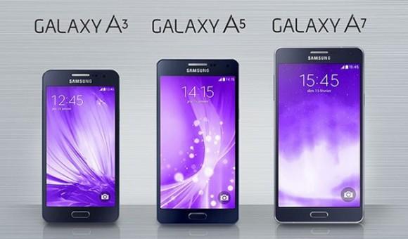 Samsung Galaxy A3, A5 и A7 (2016) получат Android 7.0 в конце весны
