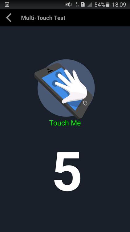 Samsung Galaxy A5 (2016)-мультитач